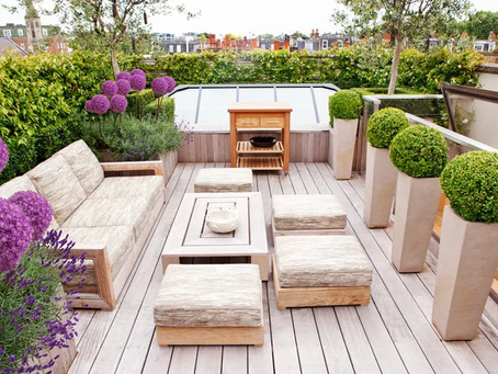 Ultimate Lounging For All Patios