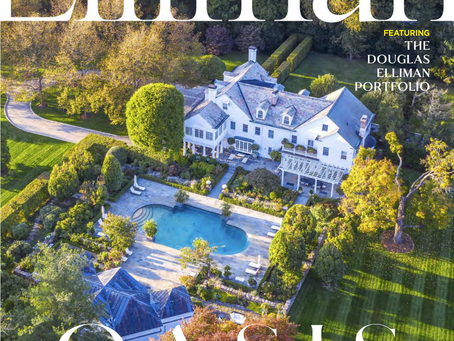 The Fall/Winter 2021 Elliman Magazine is here!