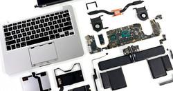Apple laptop-macbook