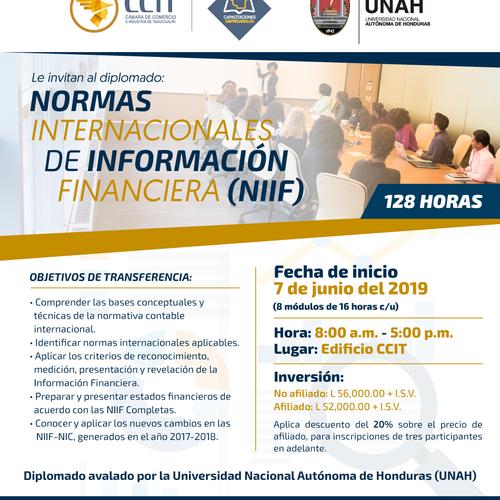 Calendario Fiscal 2019 Honduras.Capacitaciones Ccit