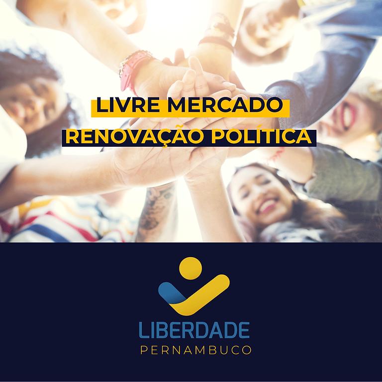 1º Encontro LIberdade-PE RECIFE