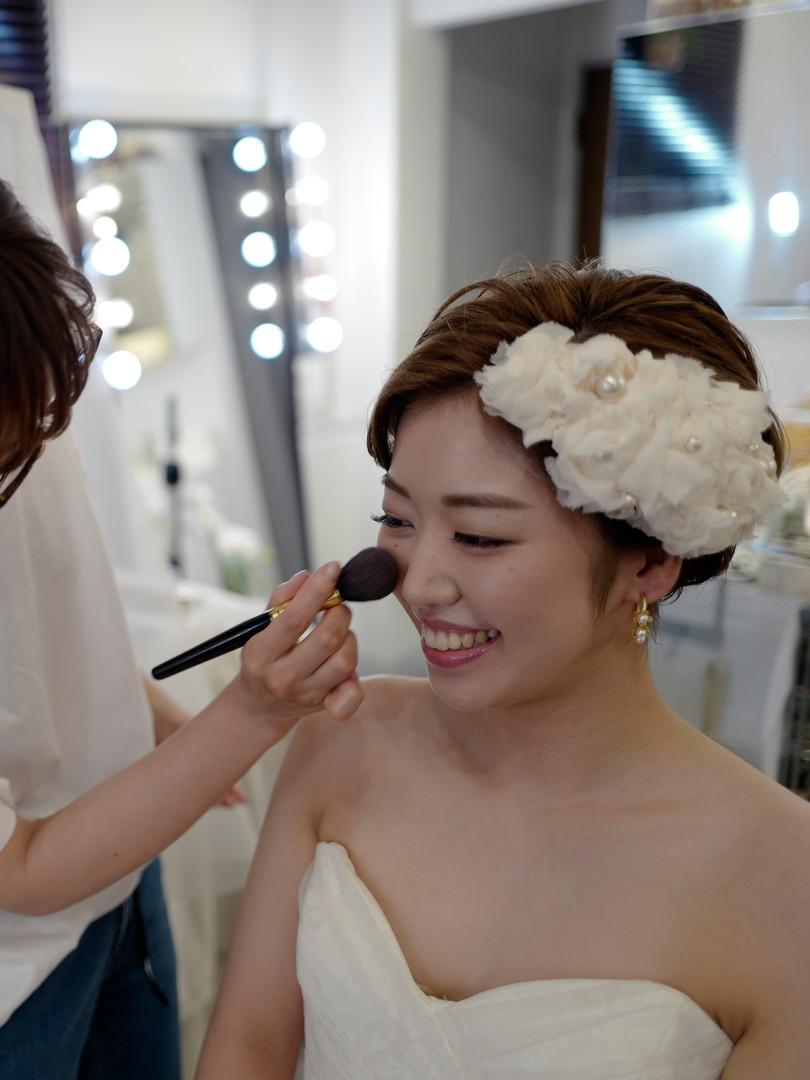 bridal hair&make-up