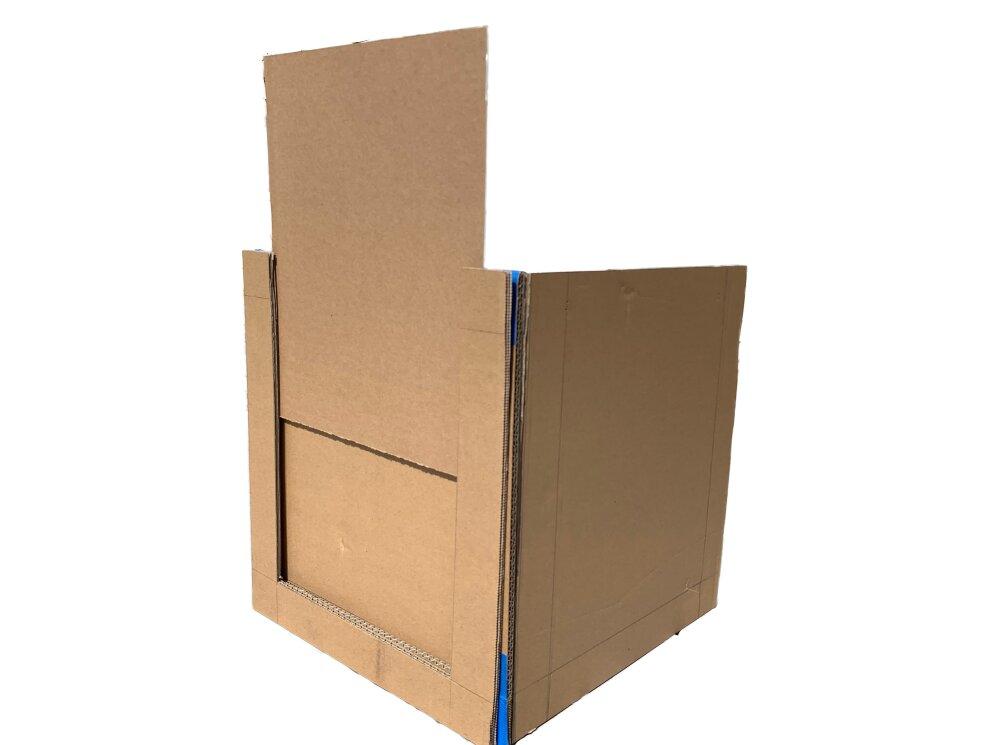 Cardboard Model 1