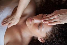 Massaggio bioenergetico viso