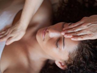 Reiki for Relaxation and Healing