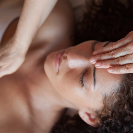 My First Reiki Healing Experience