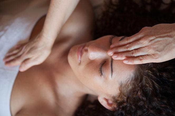 Reiki Treatment help reduce stress