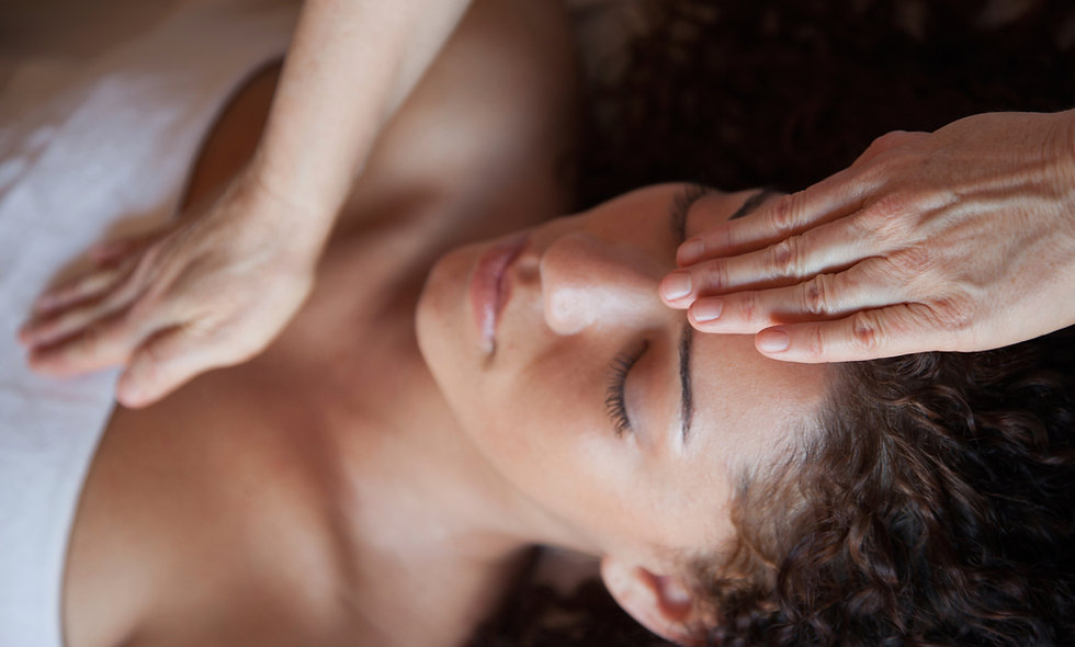 Workshop Indische Kopfmassage