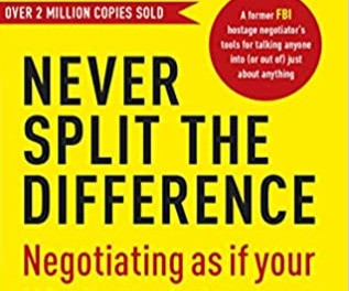 Buchtipp: Never split the Difference
