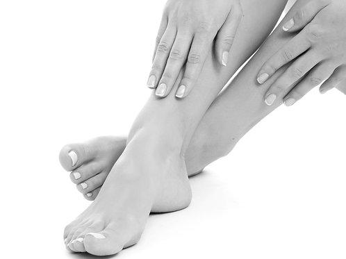 Beauté des pieds +semi-permanent