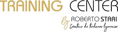 Logo training center noir et or.jpg