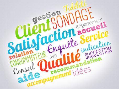 L'enquête de satisfaction pour une meilleure relation client