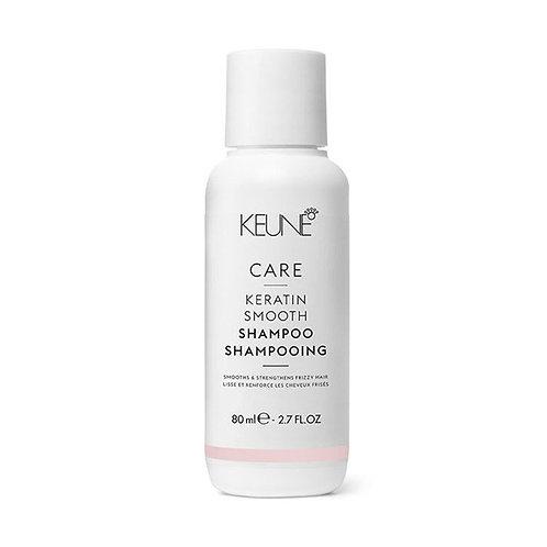 Keratin Smooth Shampoo - Shampooing - Travel size
