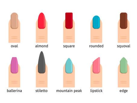 Quelles formes d'ongle pour vos mains ?
