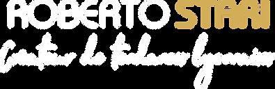 Logo Blanc Or Roberto Stari.png