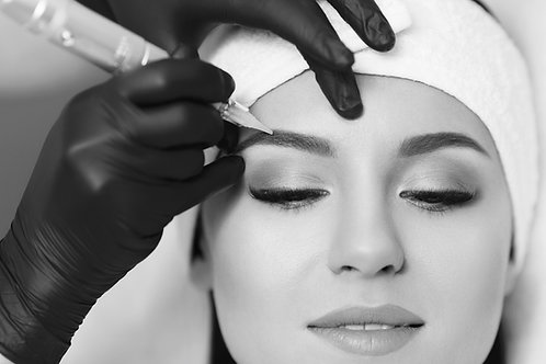 Restructuration microblading