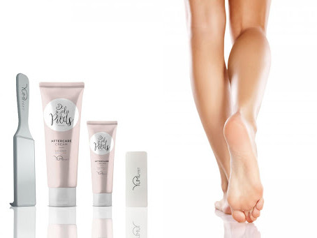 YUMI FEET pour les jolis pieds de vos clientes