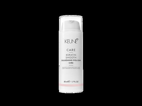Keratin Smooth Silkening Polish - Cire