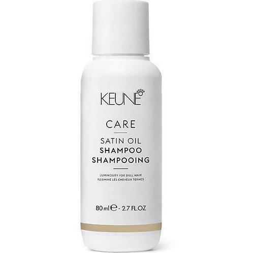 Satin Oil Shampoo - Shampooing - Travel Size