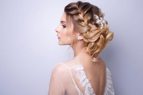 Maquillage mariée + essai