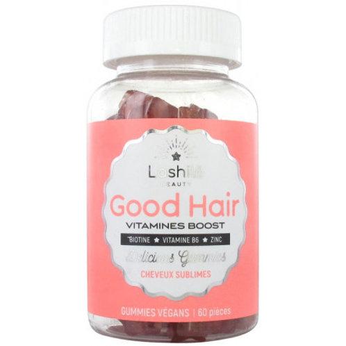 Lashilé vitamines Boost - Cure 1 mois