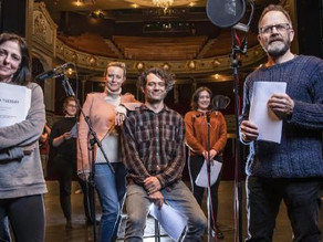Curtain call for Tasmanian theatre, with new projects for stage and screen