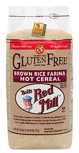 סולת אורז מלא ללא גלוטן של בוב'ס רד מיל