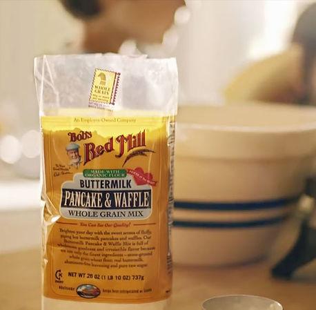 פנקייק חמאת חלב אוגני