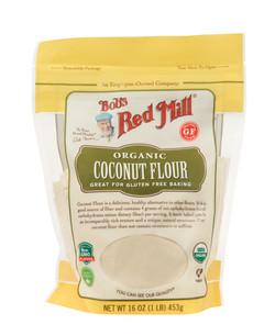 קמח קוקוס אורגני ללא גלוטן