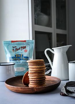 עוגיות קרמבו מוכנות לקציפה