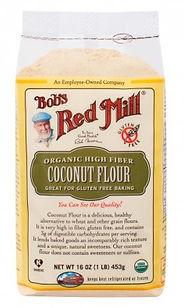 קמח קוקוס אורגני ללא גלוטן של בוב'ס רד מיל