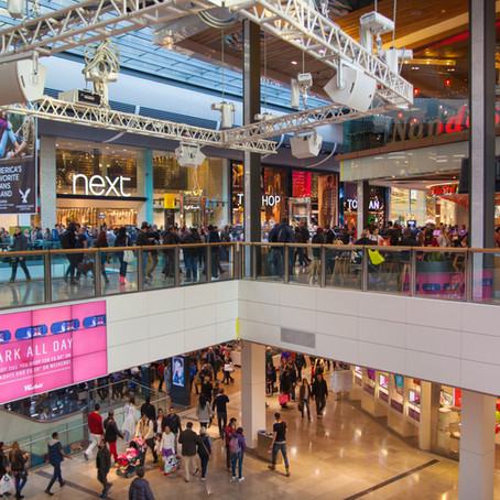 Technology can see an end to shopping panic