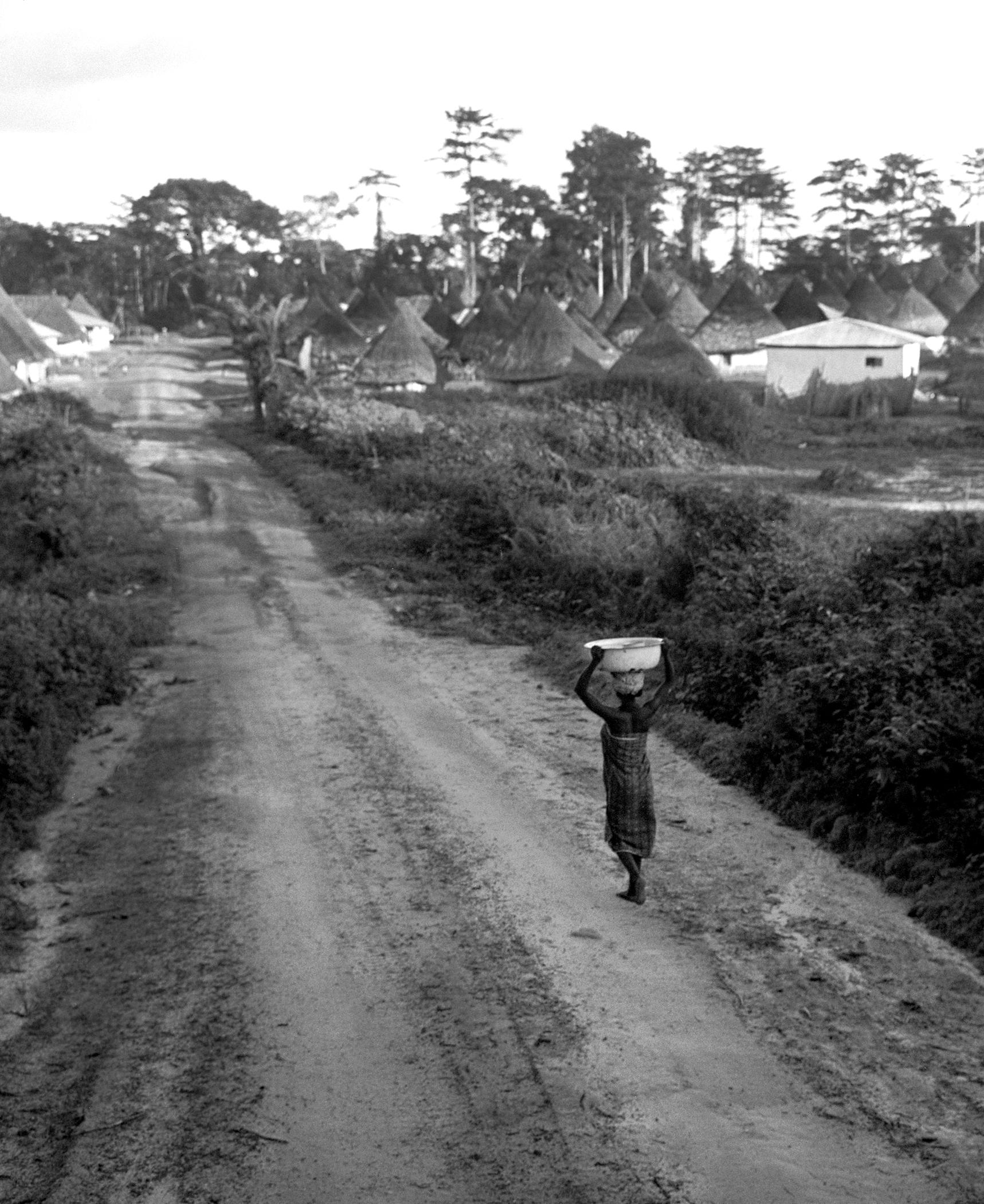 LONG ROAD - 1964