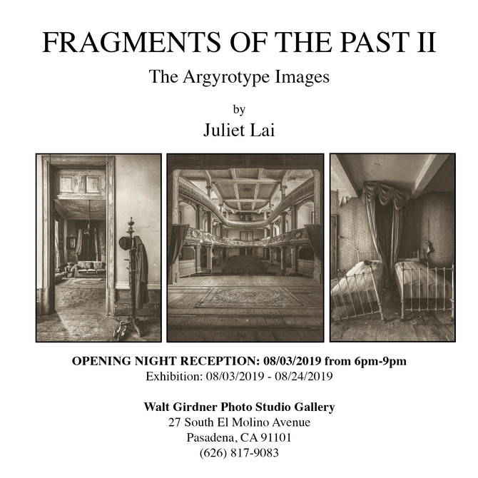 FRAGMENTS OF THE PAST II