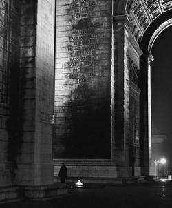 ARC DE TRIOMPHE INTERIOR - 1949