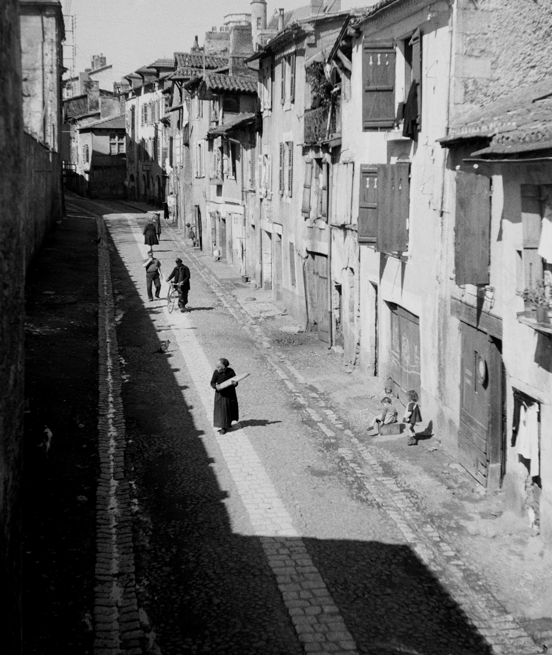 PARIS STREET - 1949