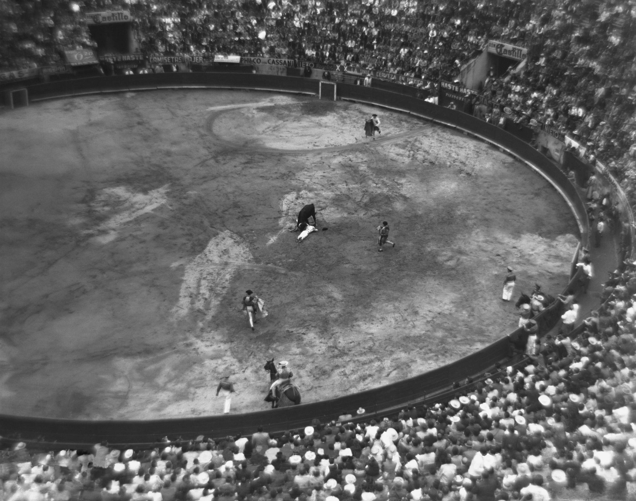 BULLFIGHT - 1957