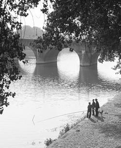 LA SEINE - 1950