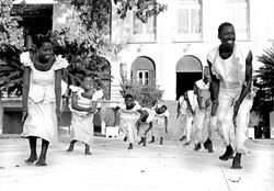 AFRICAN DANCERS - 1965