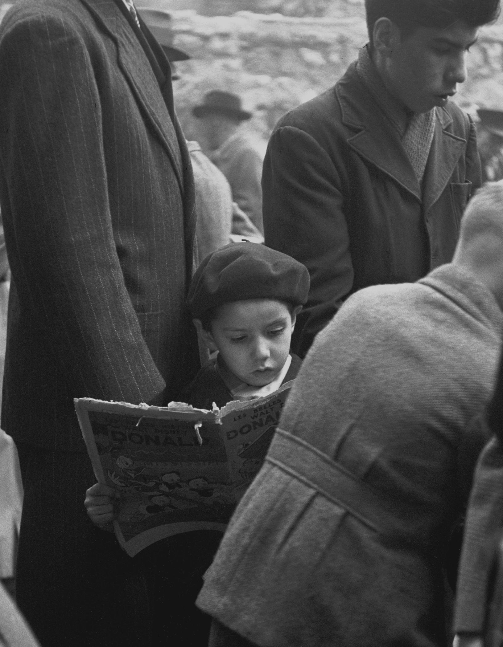 COMIC BOOK MARKET - 1949