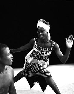 BALLET AFRICAIN - 1964
