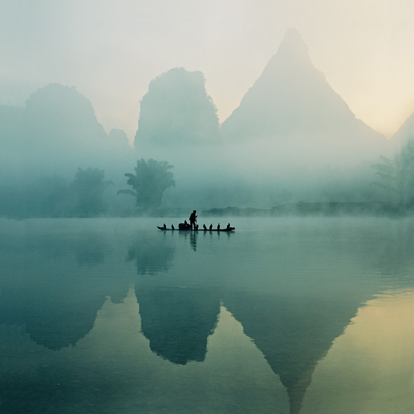 Artistic Landscapes of Asia