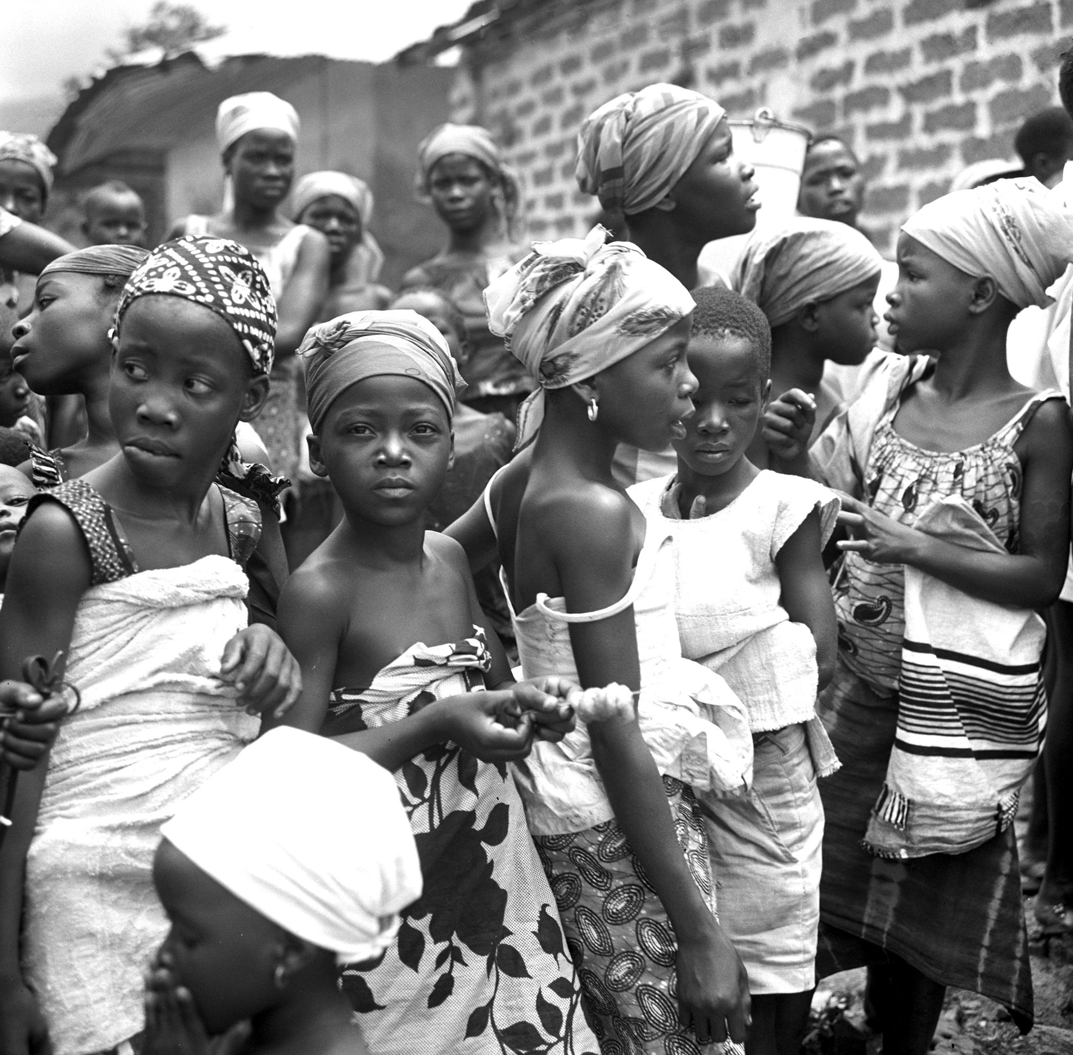 AFRICAN MARKET I - 1965