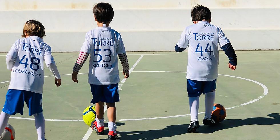 Escola Futebol Colégio da Torre | Torneio de Natal