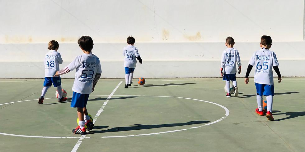 Escola Futebol Colégio da Torre | Convívio Ano Novo