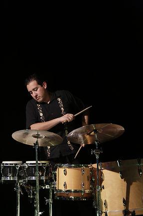 Sensorial Percussion - Aldo Aranda