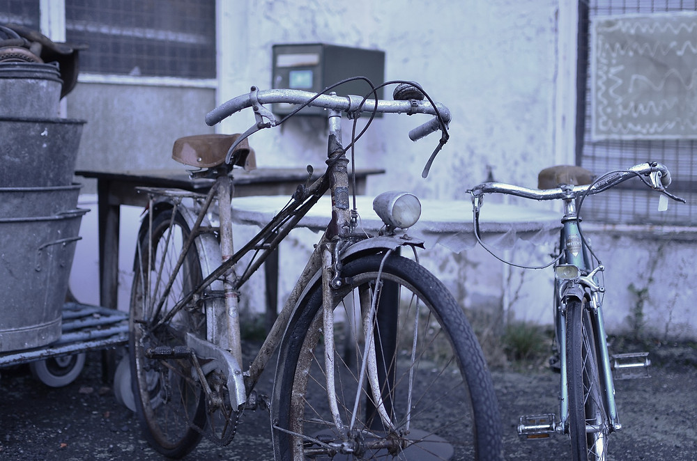 Vélo de collection