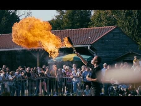Film für französisches Hoffest