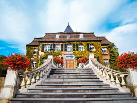 Hochzeit auf Schloss Linnep