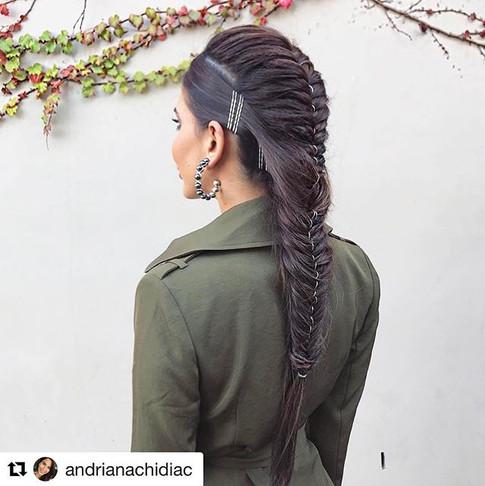 #Repost _andrianachidiac ・・・_Today's hai